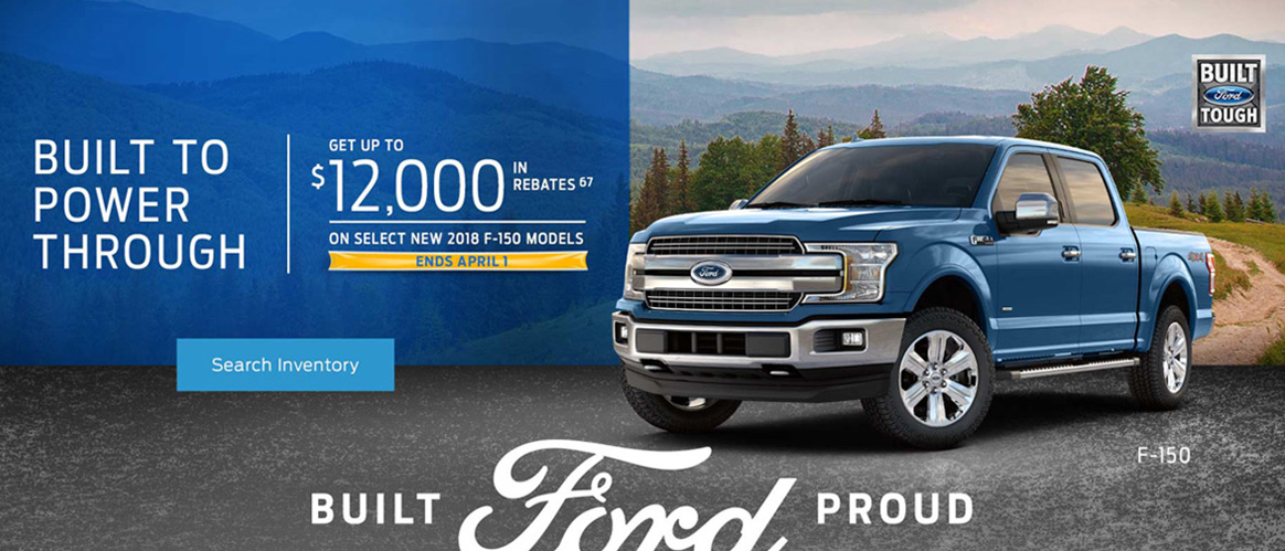 March Ford offer