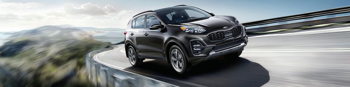 Sportage Feature