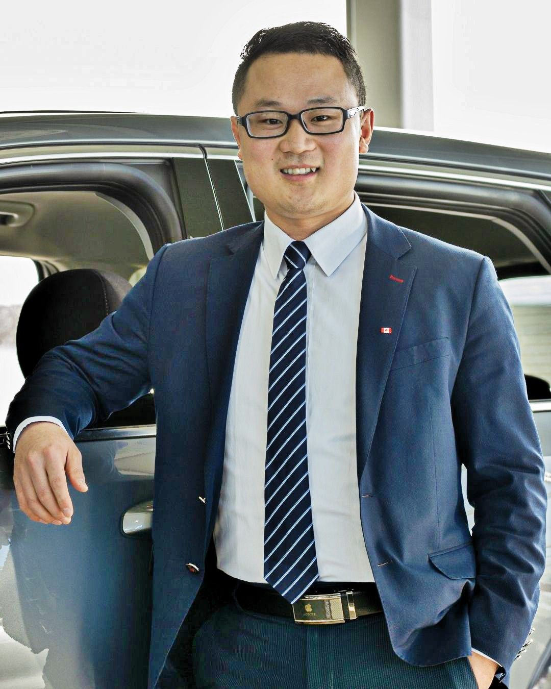 Andy Yu - Sales Manager