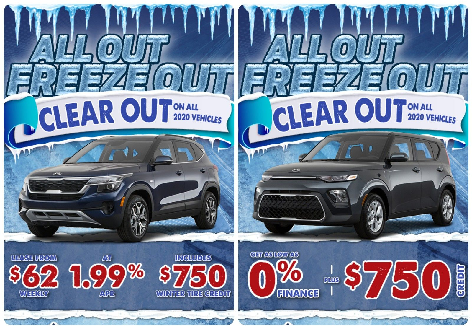 All Out Freeze Out