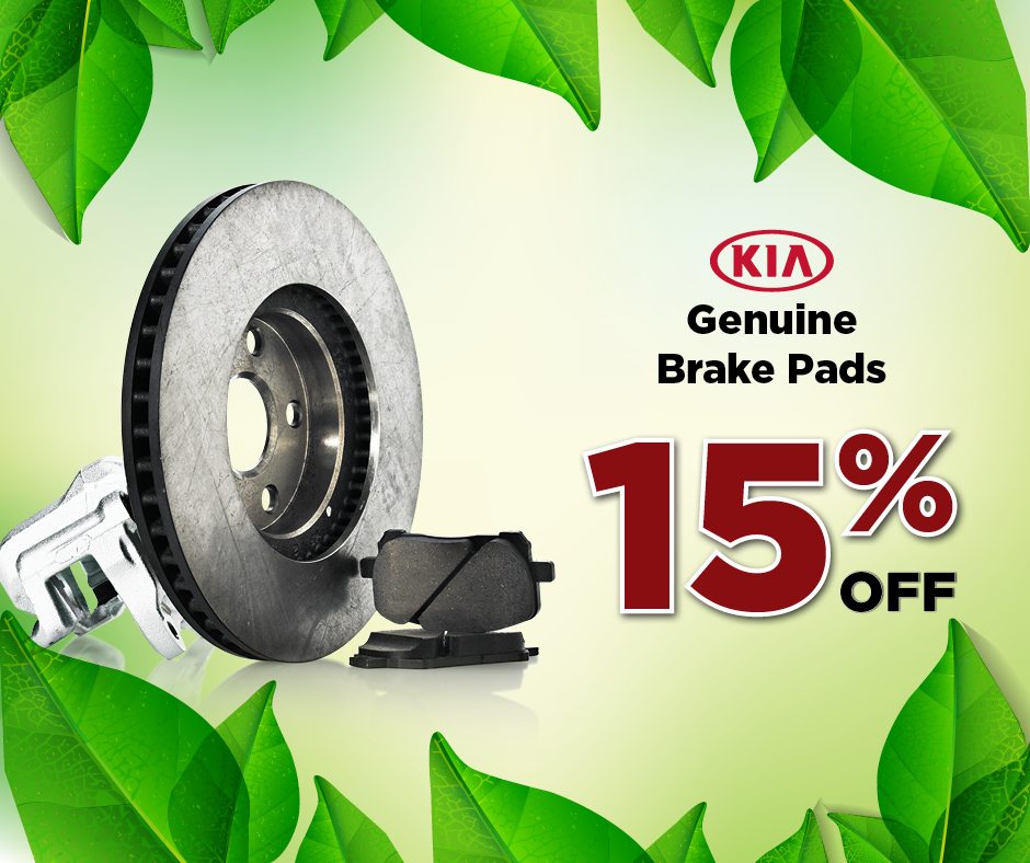 15% Off Brakes