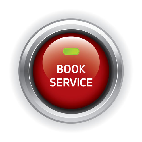 Button for Booking Vehicle Service