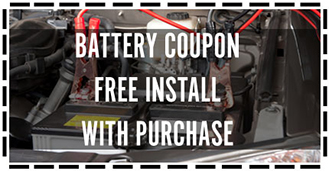 Battery Coupon