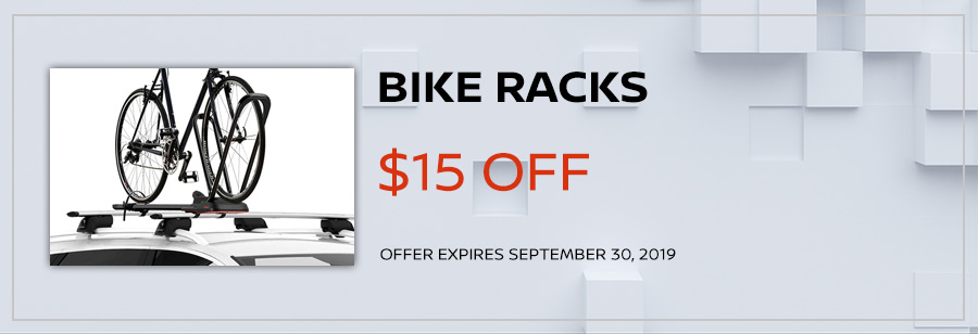 Bike Rack Offer
