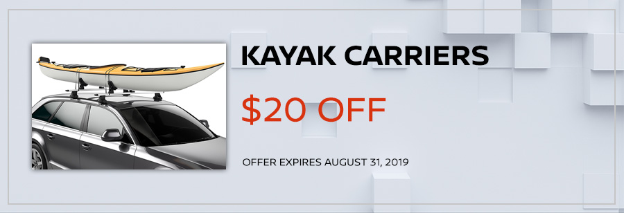 Kayak Carrier Offer