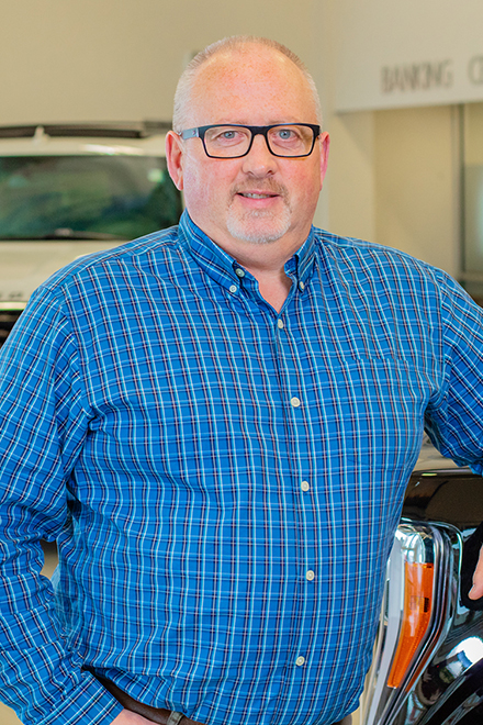 Mike Schlosser - Parts Manager