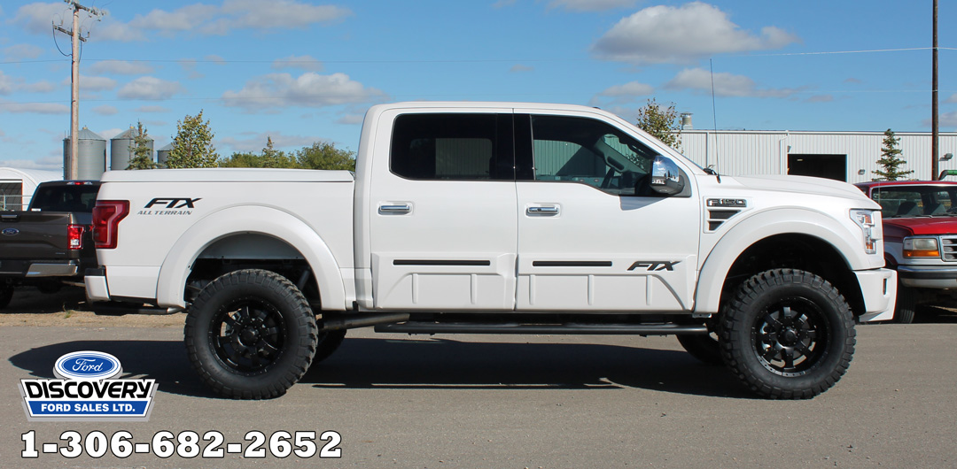 Tuscany Lift Kit/Luxury Trucks - Discovery Ford Sales Humboldt