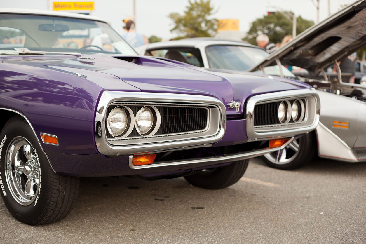 Classic 1970 Dodge Super Bee