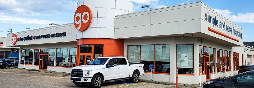 Go Auto Outlet West location
