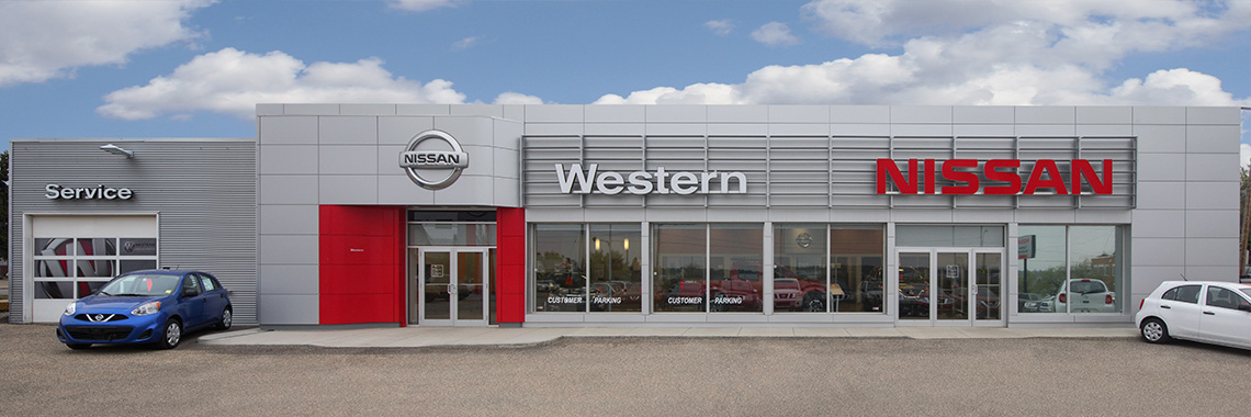 Western Nissan dealership