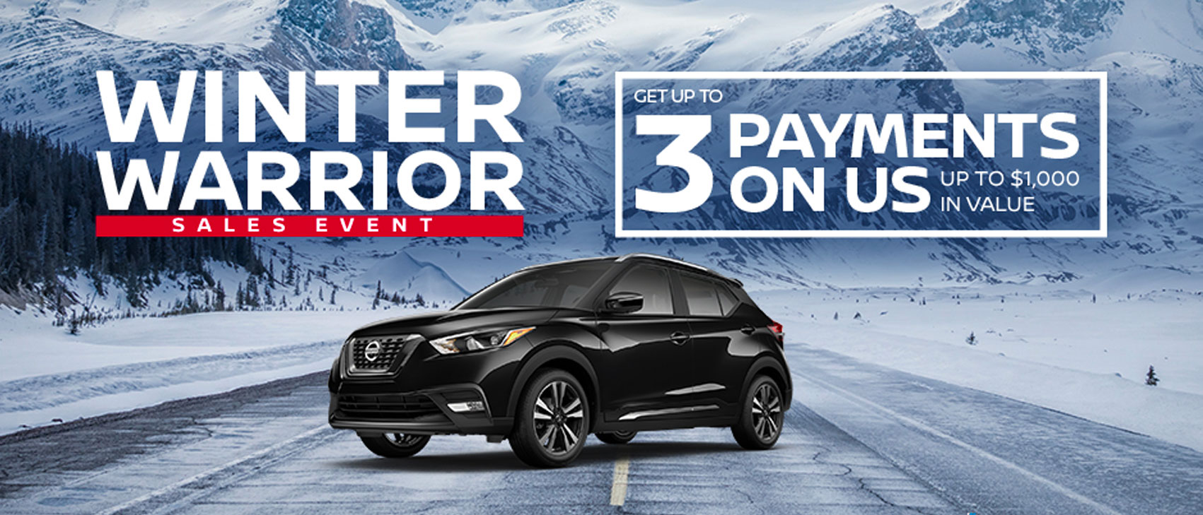 Winterwarrior Nissan Feb