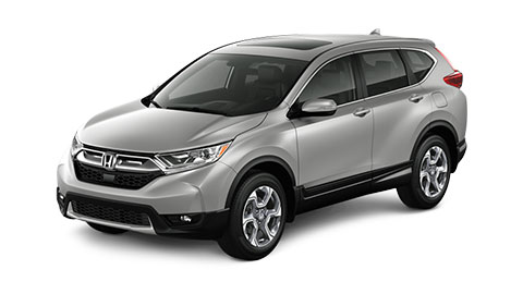 2019-CR-V Lunar Silver Metallic
