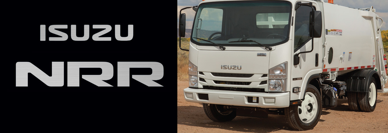 Explore the New 2018 Isuzu NRR in Vancouver | Dueck Isuzu