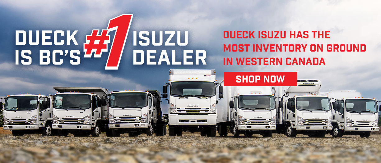 bc medium duty truck sales isuzu vancouver