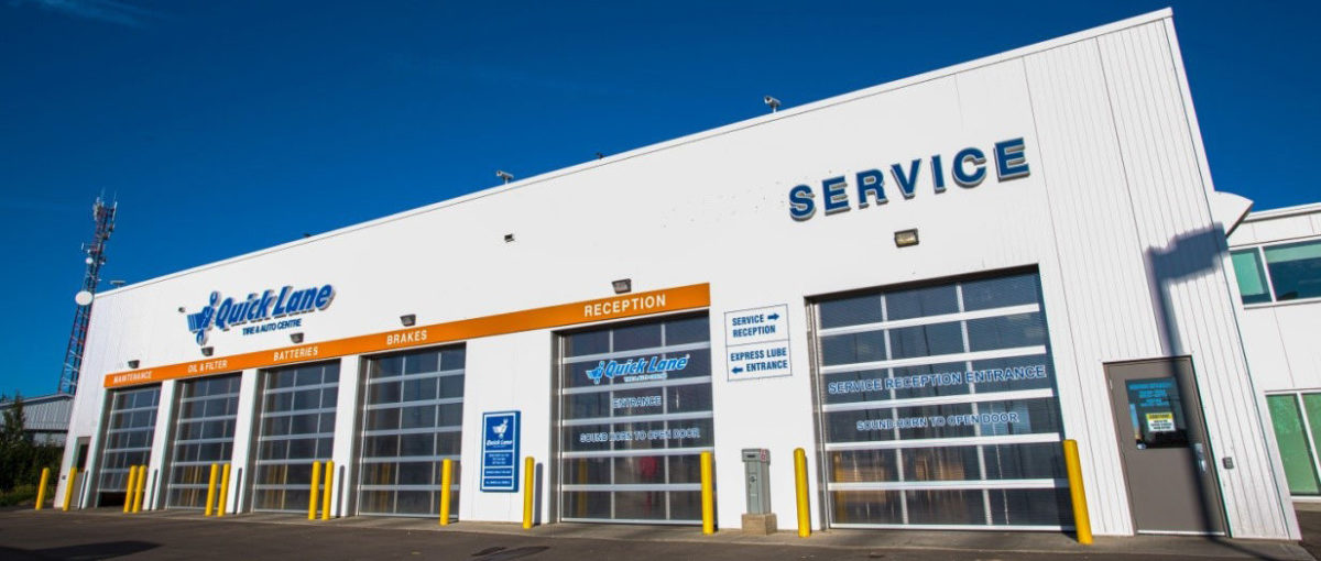 Zender Ford service department