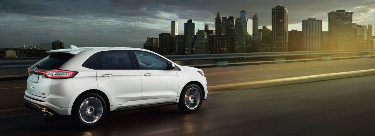 The Ford Edge for your family