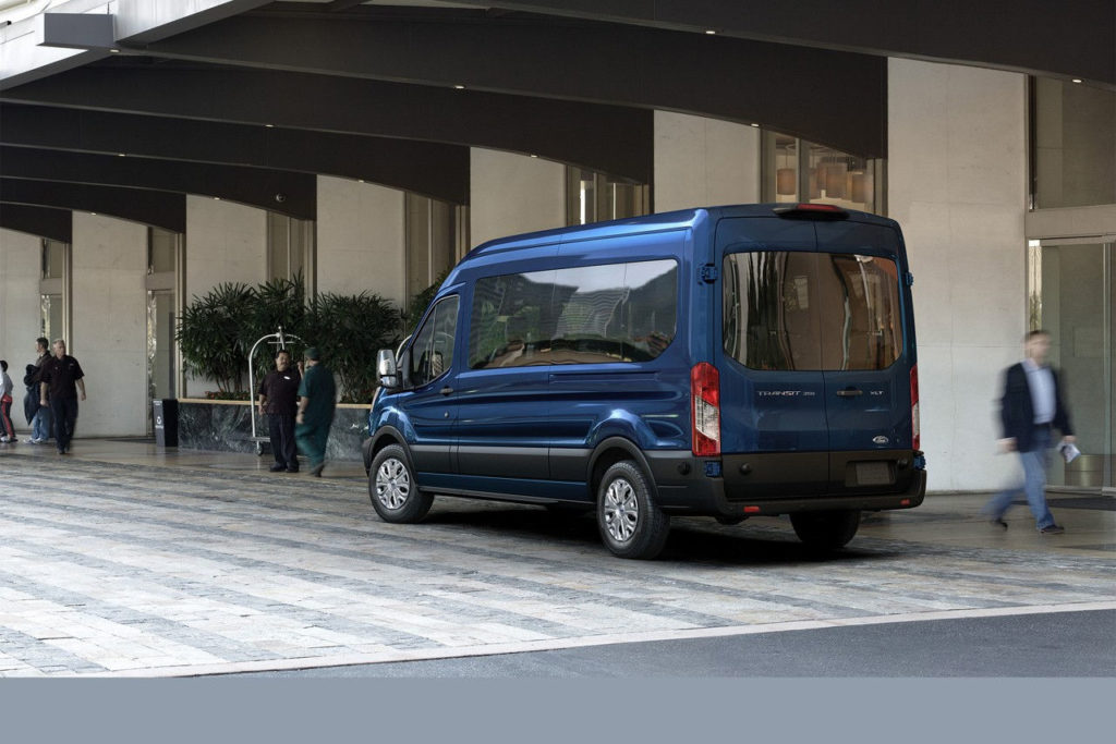 The 2018 Ford Transit