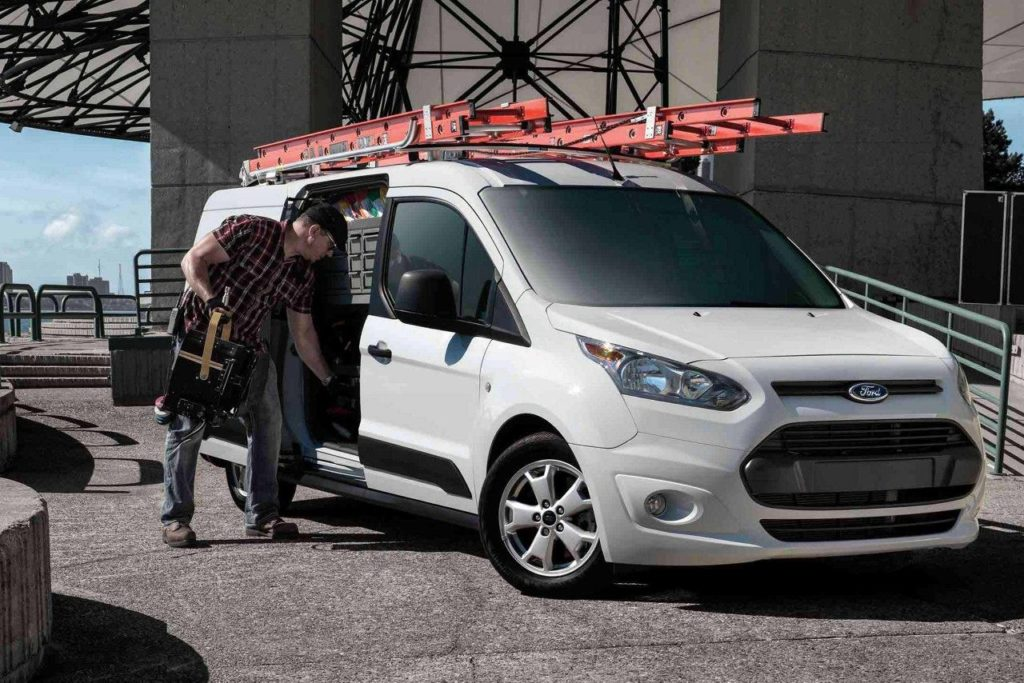 The 2018 Ford Transit Connect