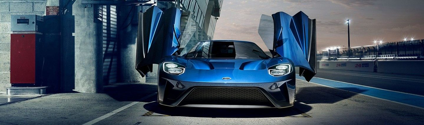 Meet the incredible Ford GT supercar!