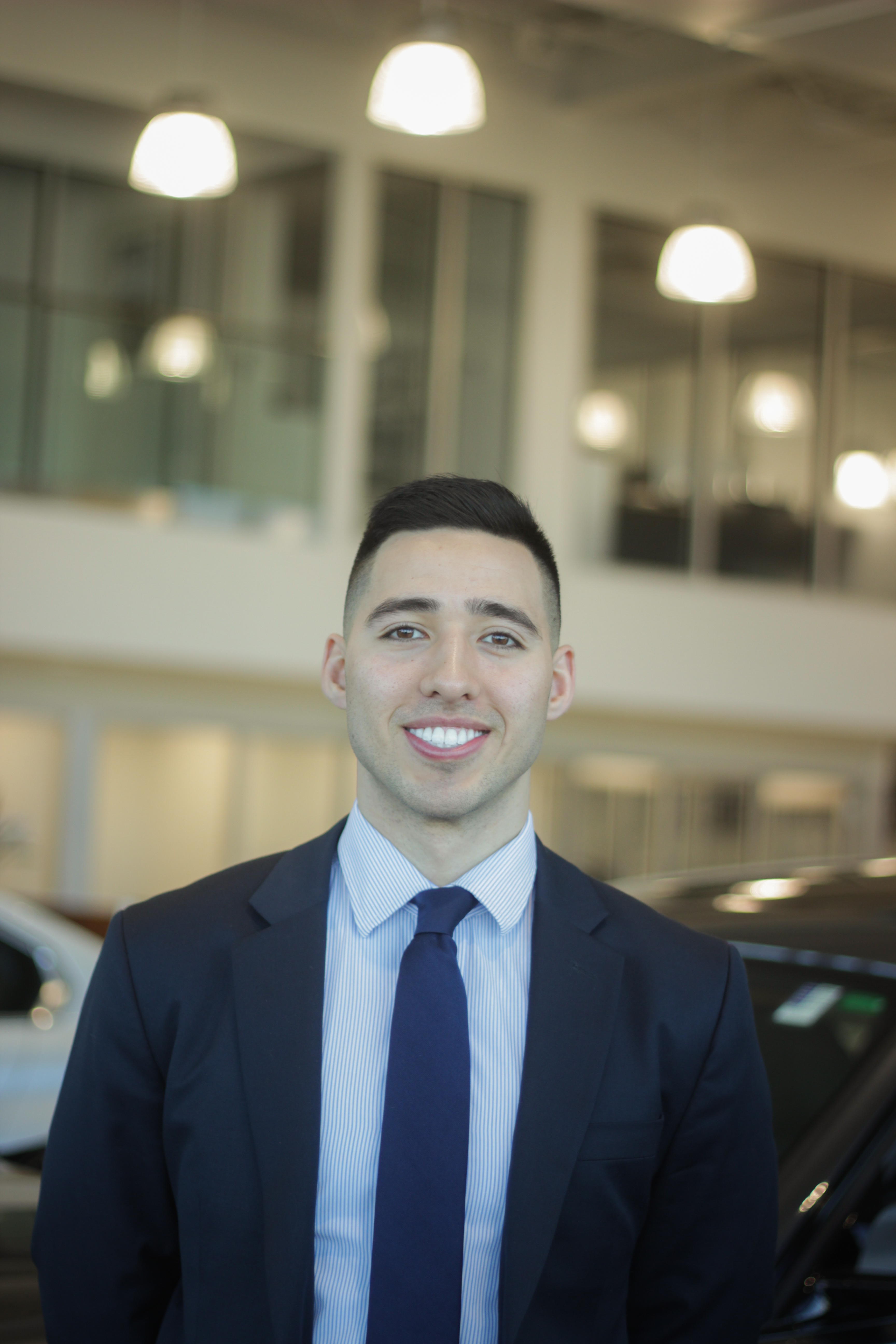 Patrick Ly - Financial Services Manager