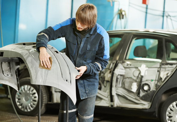 vehicle collision repair