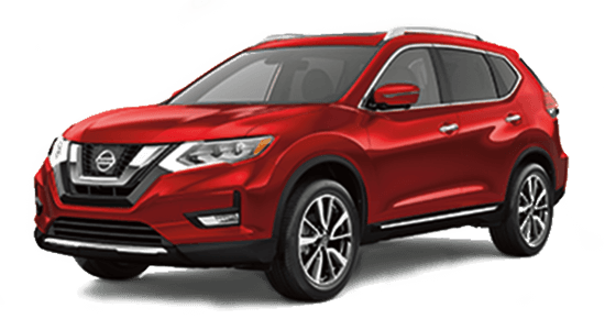 Nissan Rogue at Brasso Nissan in Calgary, AB