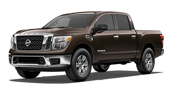 Nissan Titan at Brasso Nissan in Calgary, AB