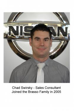 Chad Swirsky - Sales Manager