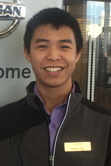 Justin Chan - Service Specialist