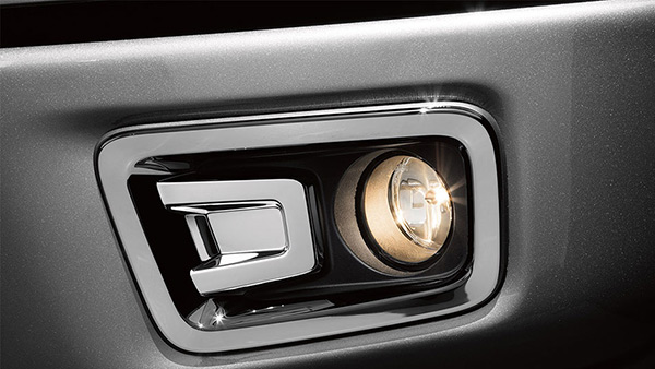 Nissan Titan Fog Lights
