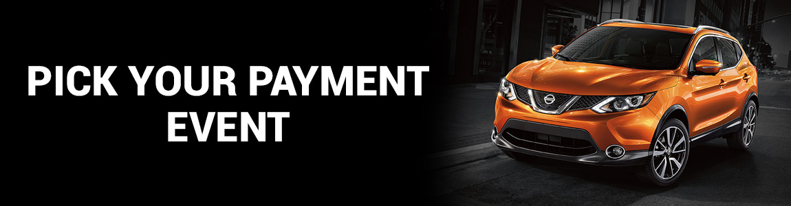 Pick Your Payment Event