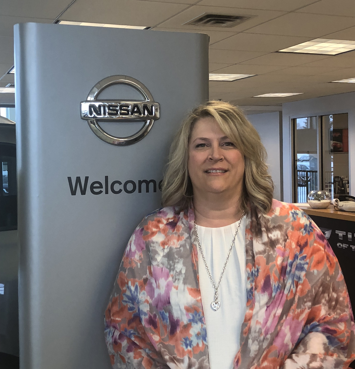 Sherry Snyder - Financial Services Manager
