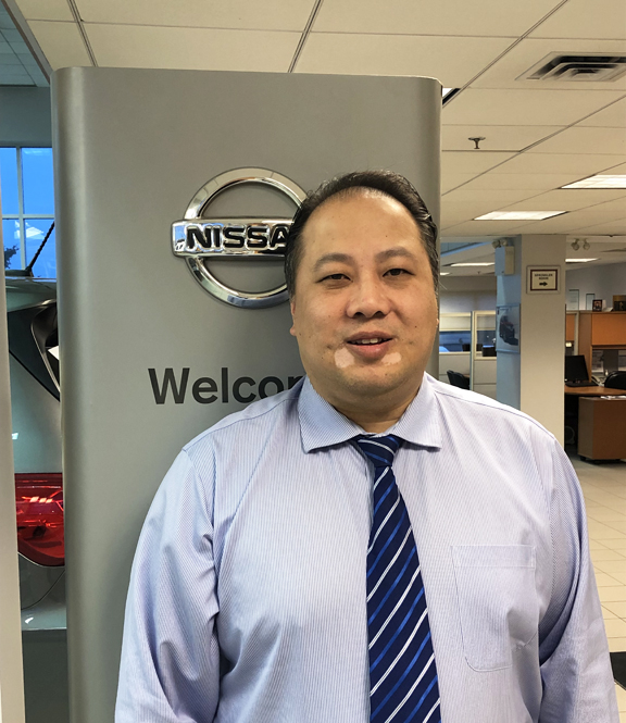 Vincent Luong - Sales Consultant