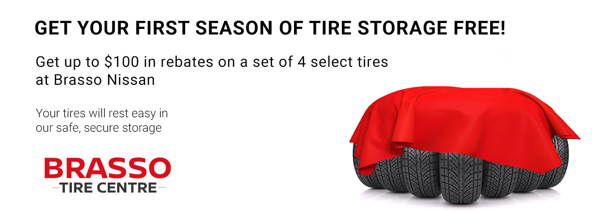 Tire Storage Coupon