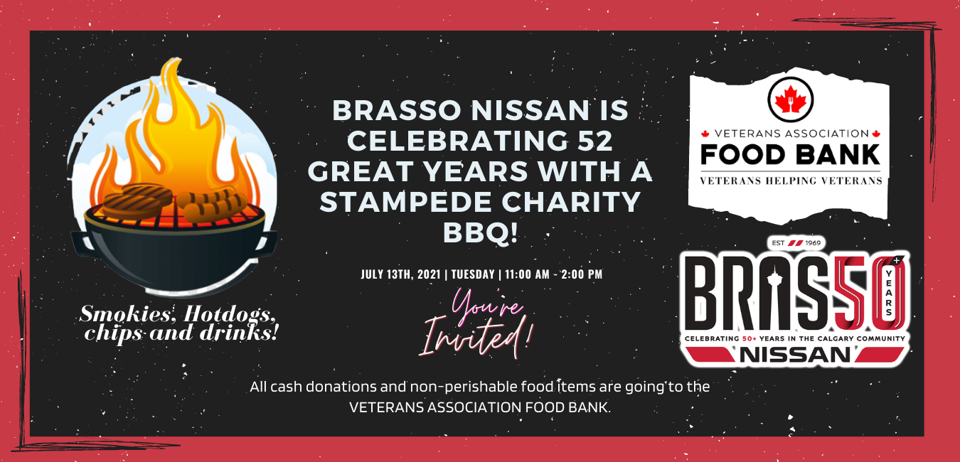 Stampede Charity BBQ event