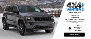 Jeep Monthly 2019 Offer Mobile