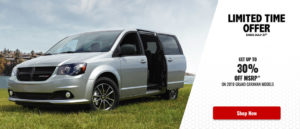 Dodge Monthly 2020 Offer Mobile
