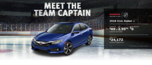 February Honda Civic offer