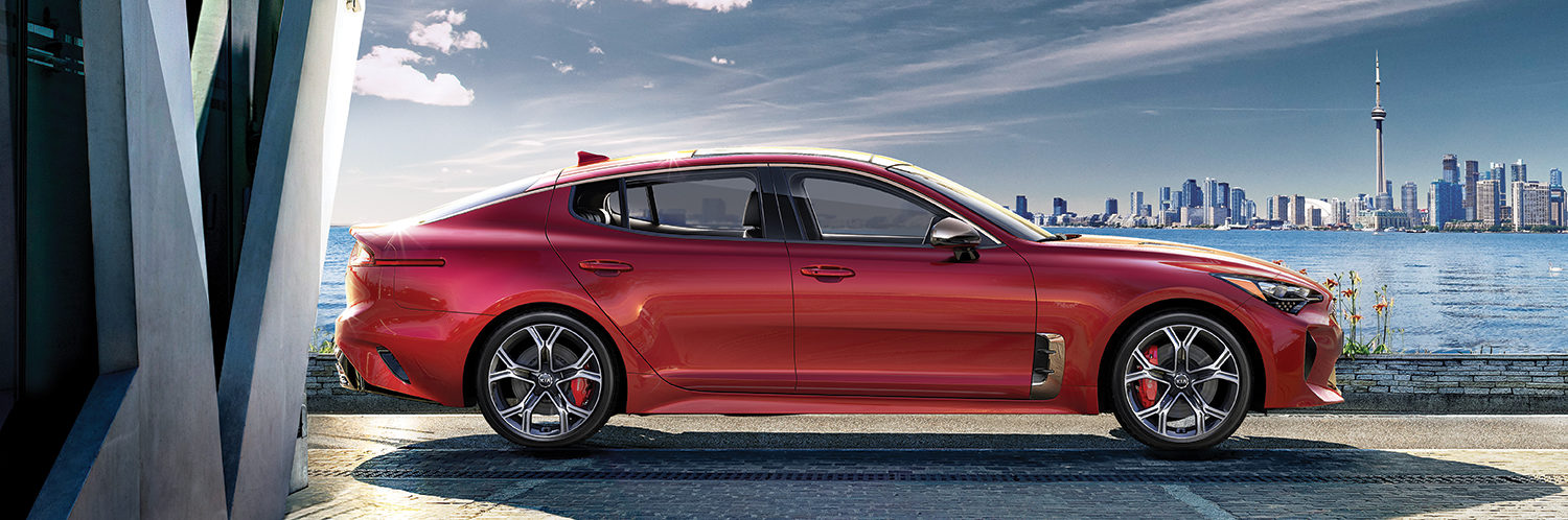 The all-new 2019 Kia Stinger: You can always get what you ...