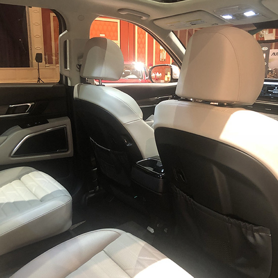 2020 Kia Telluride interior view