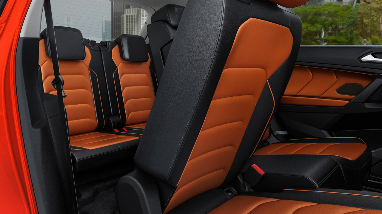 2019 VW Tiguan - three row seating