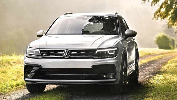 2019 Vw Tiguan Mid Size Suv Features Volkswagen Downtown Toronto