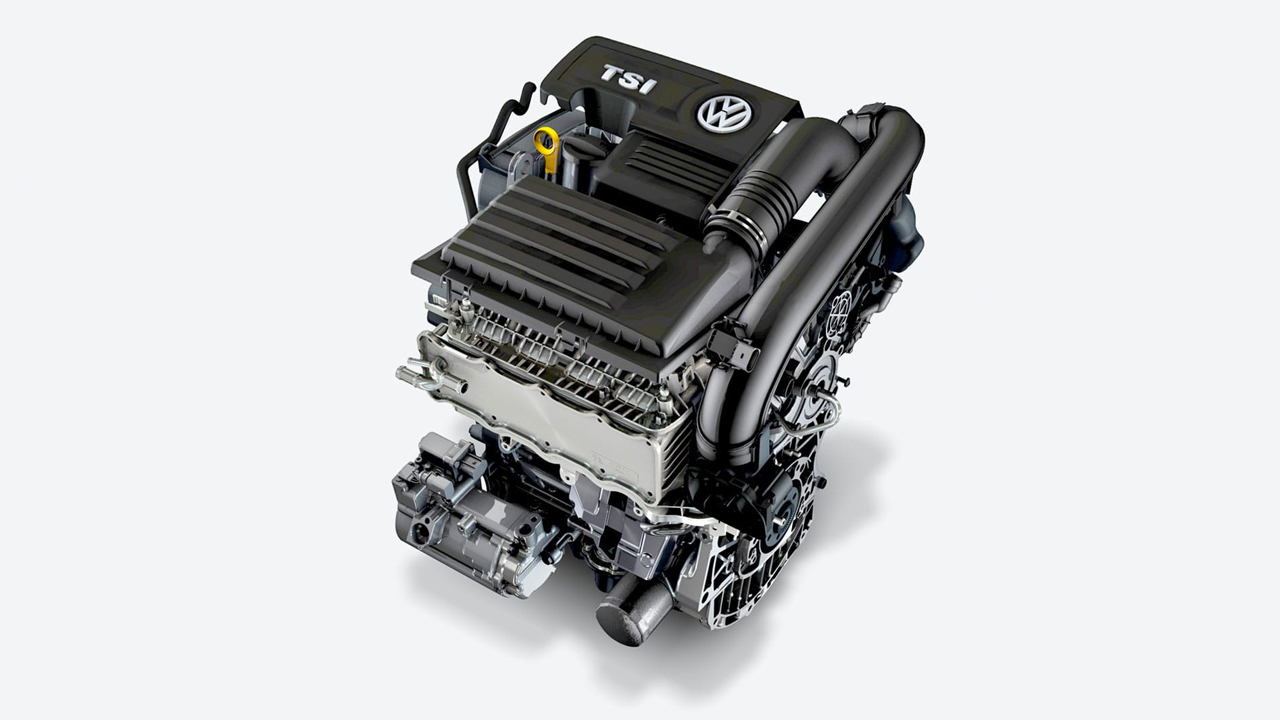 2019 VW Golf Hatchback - 1.4 Turbocharged TSI Engine