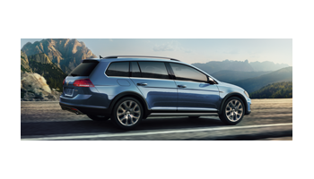 Golf Alltrack Test Drive