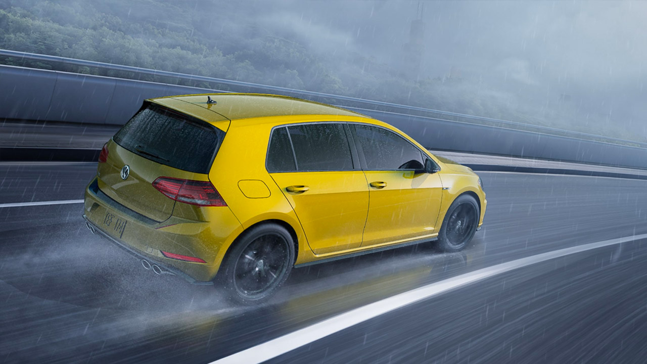 2019 Volkswagen Golf R AWD 4Motion