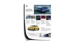 2019 Golf R Buyers Guide