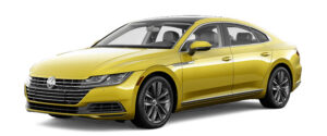 2019Yellow-VW-Arteon