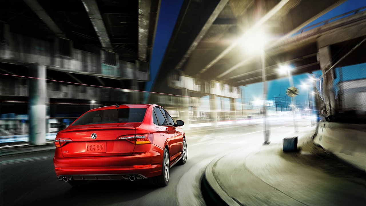 2019 VW Jetta GLI - Sport Suspension