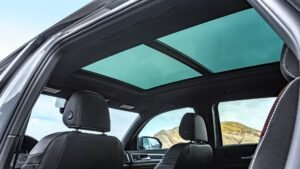 Atlas Cross Sport Sun Roof