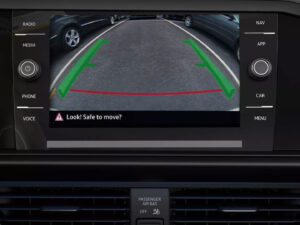 Vw20 Jetta Features Rearview
